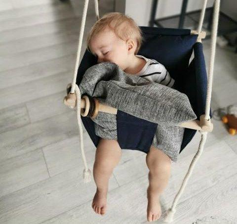 Wpływ huśtania na rozwój dziecka